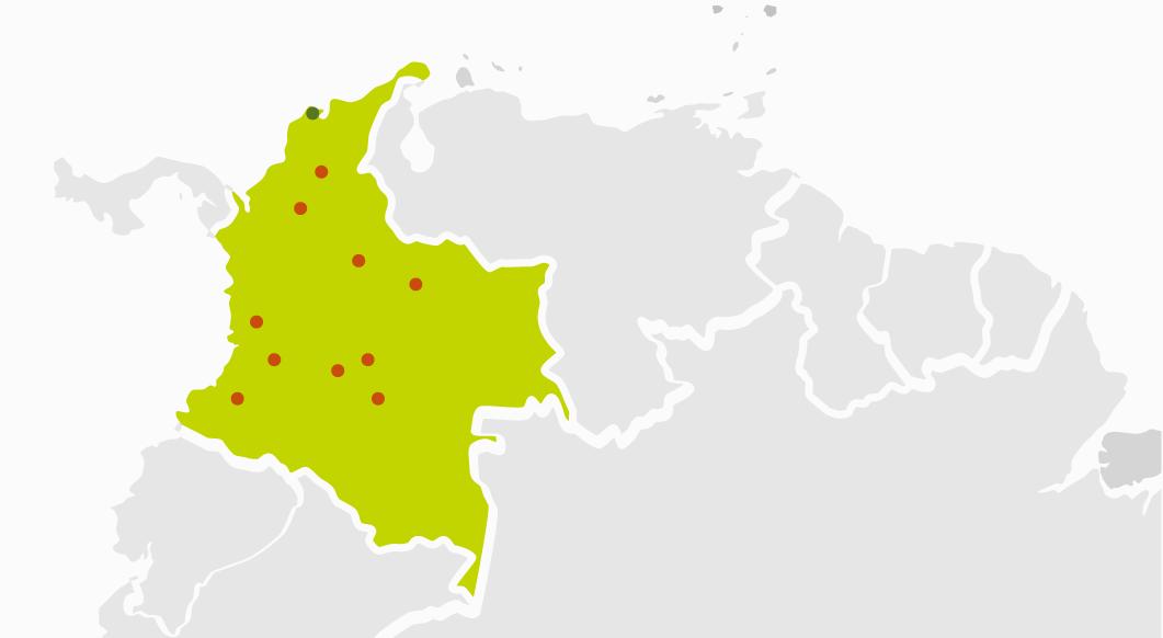 Regional Colombia