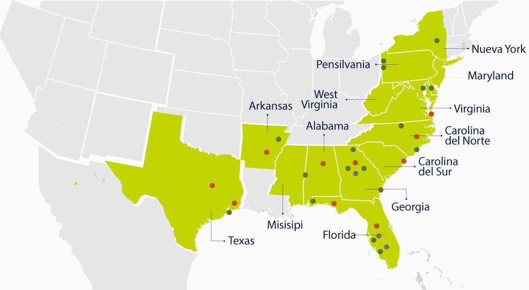 Regional USA